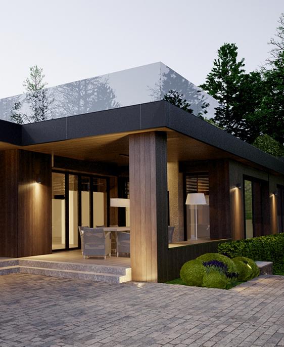 Riga residence